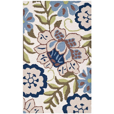 "Garland Collection Luxury Wool Accent Rug (24"" x 40 "") - Various Colors"