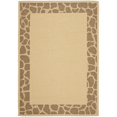 Giraffe Rug Set -  2 pc.