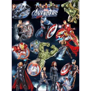 Avengers Temporary Tattoos - 3
