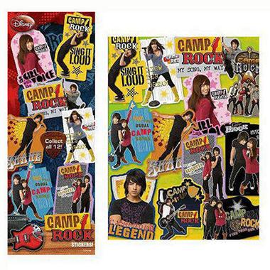 Skate City Stickers - 300 pc.
