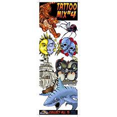 Tattoo Mix #4 - 300 pc.