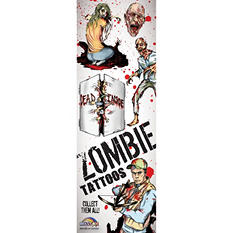 Zombie Tattoos - 300 ct.
