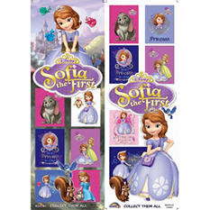 Sofia the First Vending Stickers (300 ct.)