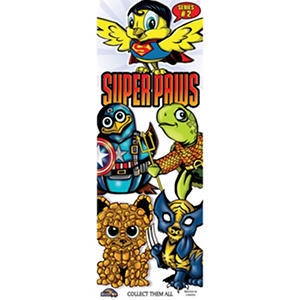 Super Paws Stickers #2 (300 ct.)