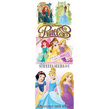 Disney Princesses Stickers Series #6