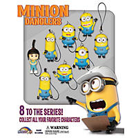 "Minions 3D Charms - 2"" Capsules"