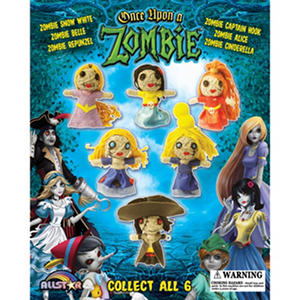 "Once Upon A Zombie String Dolls - 2"" Capsules"