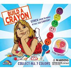 "Build-A-Crayon - 2"" Capsules"
