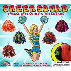 "Cheer Chains - 2"" Capsules - 250 ct."