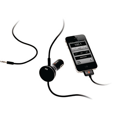 iTrip DualConnect Charger and Transmitter for iPod and iPhone