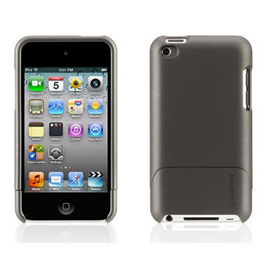 Griffin Outfit Ice for iPod touch (4th generation) - GunMetal
