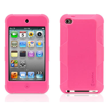 Griffin iPod Touch (4th Generation) Protector Case - Pink