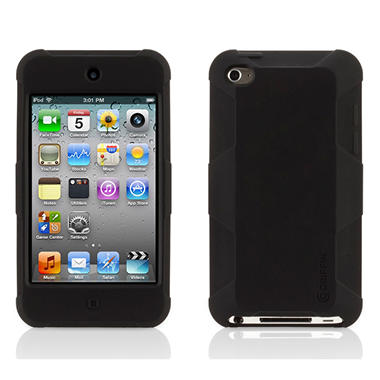 Griffin iPod Touch (4th Generation) Protector Case - Black