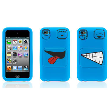 Griffin Faces Case for Touch 4G -  Blue