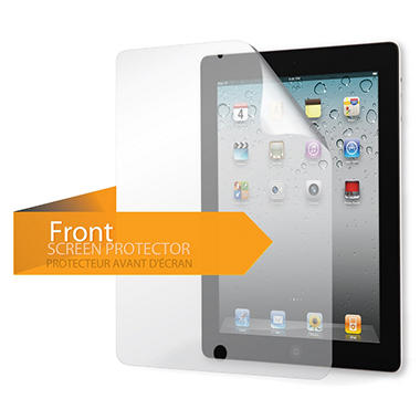 Griffin TotalGuard Level 2 Self Healing Skin Screen Protector for iPad