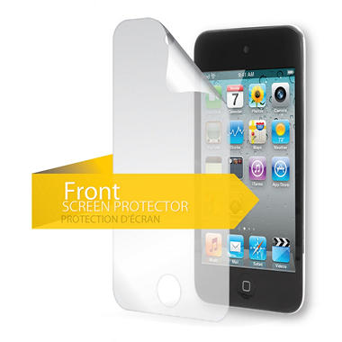 Griffin TotalGuard Level 1 for iPod touch (4th generation) - 3 pack
