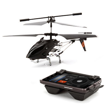Griffin HELO TC App-Controlled Helicopter - iOS and Android Compatible
