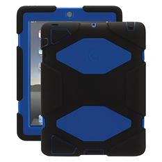 Griffin Survivor Skin Case for iPad  Various Colors