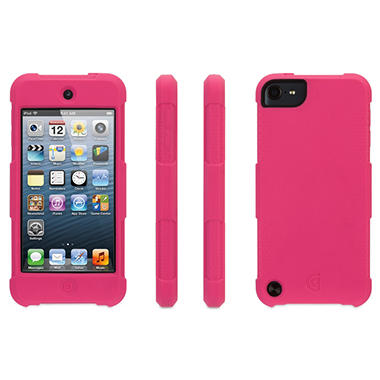 Griffin Survivor Skin for iPod Touch - Black or Pink