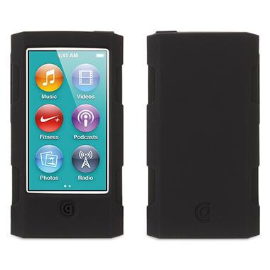 Griffin Survivor Skin for iPod Nano - Black or White