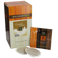 Wolfgang Puck Crème Caramel Coffee Pods (108 ct.)