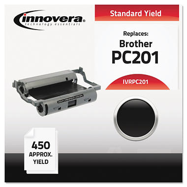 Innovera® Compatible PC201 Thermal Transfer Print Cartridge, Black