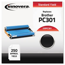 Innovera® Compatible PC301 Thermal Transfer Print Cartridge, Black