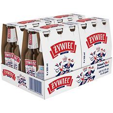Zywiec Beer (11.2 oz. bottles, 24 ct.)