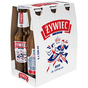 Zywiec Beer (11.2 oz. bottles, 6 pk.)
