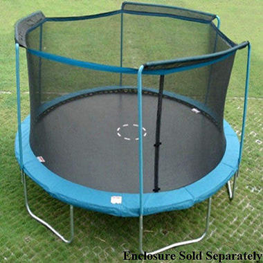 Bounce Pro Round Trampoline - 15'