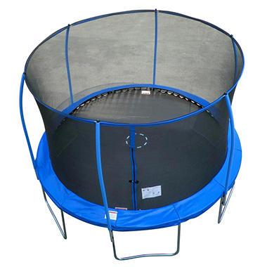 12' Trampoline/Enclosure Combo