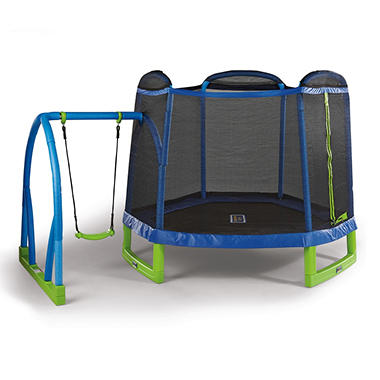 little tikes trampoline instructions