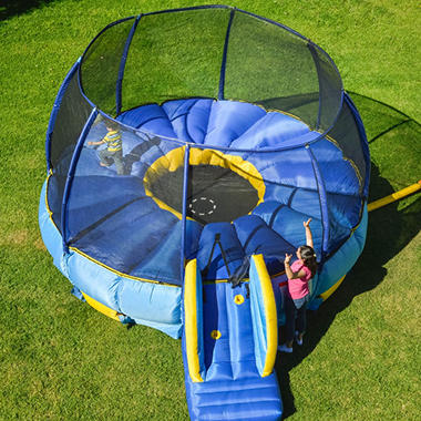 Superdome trampoline and bouncer by bouncepro item 95392 model msc