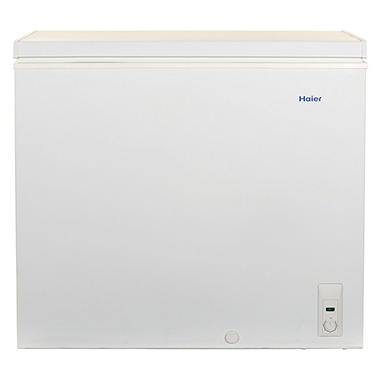 Haier 7.1 CU FT Chest Freezer