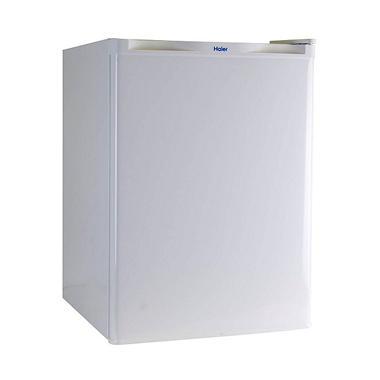 Haier 2.5 cu. ft. Refrigerator/Freezer - White - HNSE025