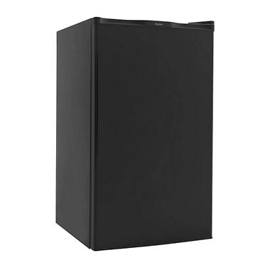 Haier 4.0 cu. ft. Refrigerator/Freezer - Black - HNSE04BB