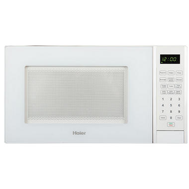 Haier 0.9 CU FT / 900 Watt Touch Microwave