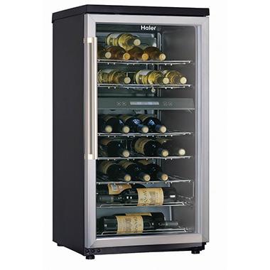 Haier 40-Bottle Wine Cellar