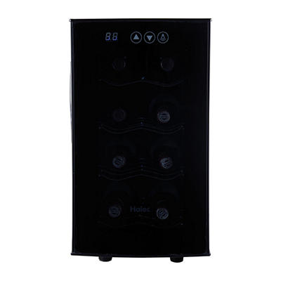 Haier 8-Bottle Wine Cellar with Electronic Controls