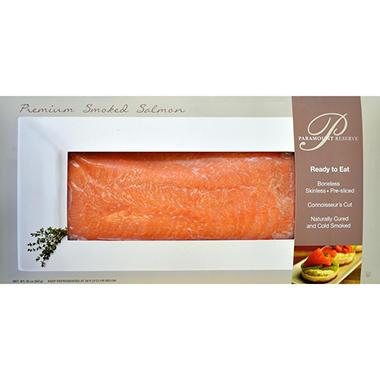 Paramount Reserve Smoked Salmon - 1.25 lbs.