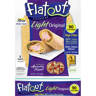 Flatout Light Original Flatbread