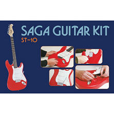 Saga ST-10 ST-Style Electric Guitar Kit