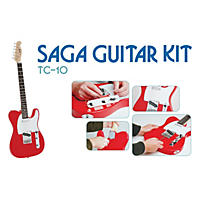 Saga TC-10 T-Style Electric Guitar Kit