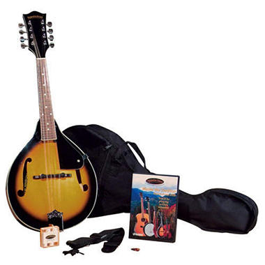 Appalachian Pickin' Pac� A-Model Mandolin