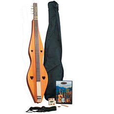 Professional Quality Mountain Dulcimer Bundle