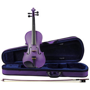 Anton Breton Student Violin Outfit - 4/4