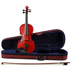 Anton Breton Student Violin Outfit - 1/4