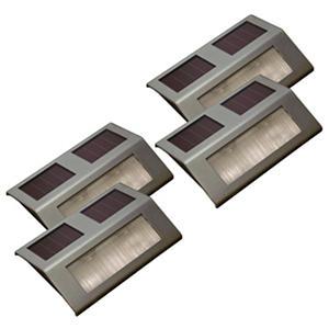 Sunforce Solar Dock Light 4 Pack
