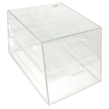 2-Drawer Slant Front Display