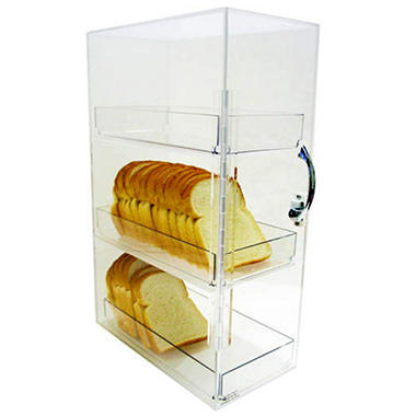 3 Tier Bread Box